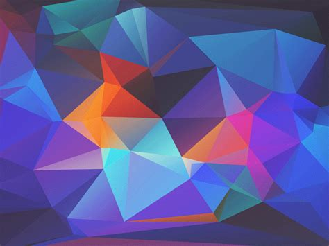 poly polygonal background textures   rounded