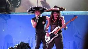 """""""Up The Irons"""" Iron Maiden announces Mexico City concert ..."""