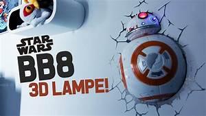 Lampe Star Wars : bb8 star wars 3d lampe wie geil ist das denn youtube ~ Orissabook.com Haus und Dekorationen