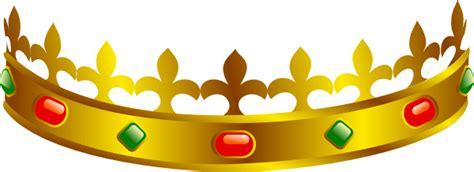 Crown King Mahkota Raja Bandana secretlondon front crown clip at clker vector