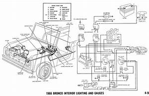 Diagram  1986 Ford Bronco Wiring Diagram 86 Full Version