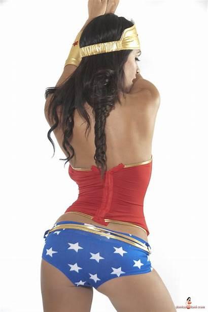 Milani Wonder Denise Woman Cosplay Comic Ass