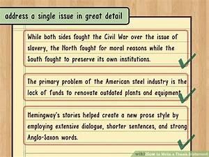 Steel essay