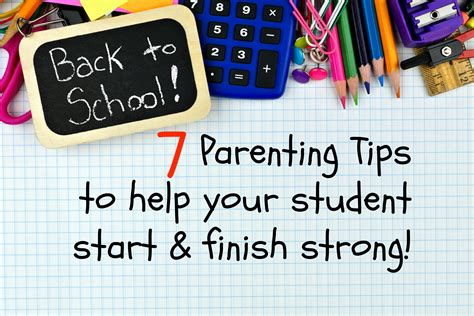 7 back to school and 7 back to school tips to help your start finish strong don olund helping couples and