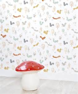Papier Peint Animaux by Small Rooms 10 Papiers Peints Pour Une Chambre D Enfant