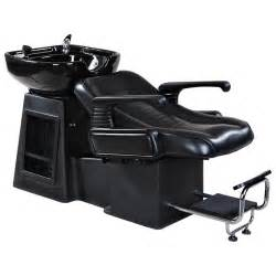 quot harlow quot black salon shoo chair sink bowl unit shoo backwash units salonguys