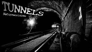Tunnels, Dark, Ambient, Music, Creepy, Horror, Music