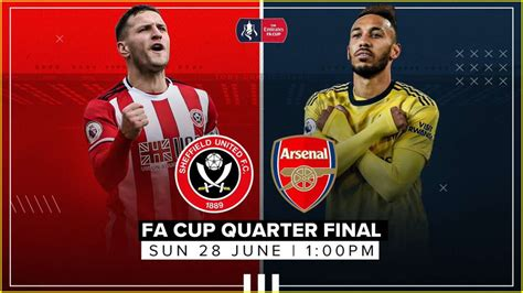Sheffield United vs Arsenal live stream: How to watch FA ...