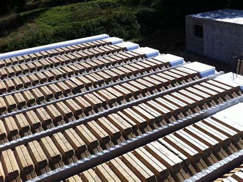poutrelle et hourdis seac mise en oeuvre plancher hourdis autoconstruction68890 pose des