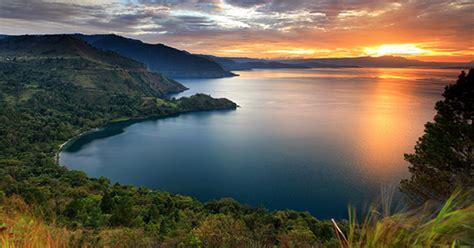 pemandangan alam terindah  indonesia  bikin takjub
