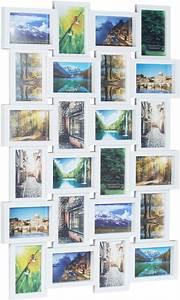 Fotocollage Online Bestellen : relaxdays fotolijst voor 24 foto s fotocollage ~ Watch28wear.com Haus und Dekorationen