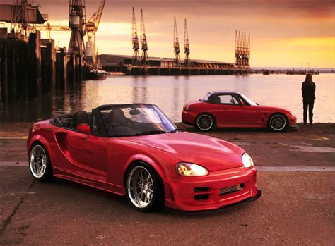 Suzuki Cappuccino technical details, history, photos on ...