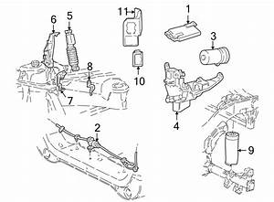 1997 Ford Expedition Suspension Self