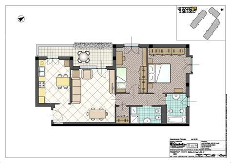 Appartamento 50 Mq progetto appartamento 50 mq