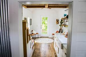 The Modern Farmhouse Tiny House On Wheels By Liberation