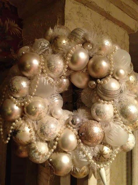 versatile shabby chic christmas wreaths