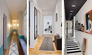Idée Déco Couloir Sombre : d corer un couloir 8 id es piquer une hirondelle dans les tiroirs ~ Melissatoandfro.com Idées de Décoration