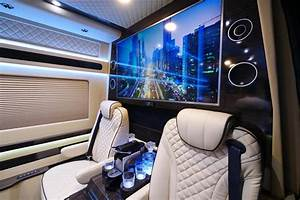 Optimize Your Conversion Van With The Best Electronics