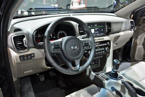 kia sportage 2017 interior 2017 kia sportage interior release date cars