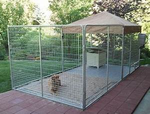 839 x 2439 x 639 ultimate modular welded wire professional With multi run dog kennels