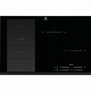 Plaque Induction 80 Cm : plaque induction en 70 80 cm de large et plus electrolux ~ Melissatoandfro.com Idées de Décoration
