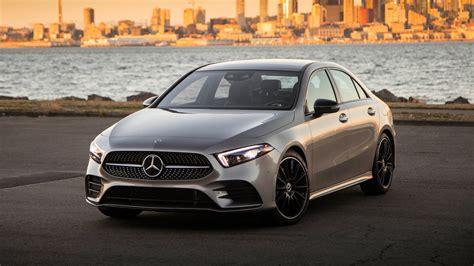 2019 Mercedesbenz Aclass First Drive Motortrend