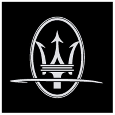logo symbols  cars maserati adavenautomodified