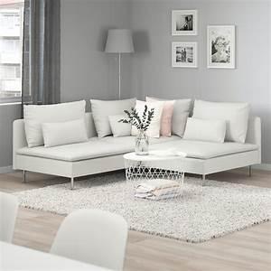 Ikea Sofa Weiß : s derhamn ecksofa 3 sitzig finnsta wei ikea ~ Watch28wear.com Haus und Dekorationen