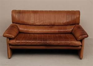 3 Sitzer Couch : 3 sitzer sofa von de sede bei pamono kaufen ~ Indierocktalk.com Haus und Dekorationen
