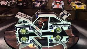 MINICHAMPS FORD ESCORT II RS 1800cc Klaus Ludwig DRM 1976