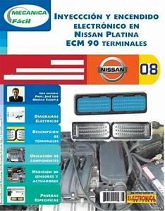 Manual Diagrama Computadora Nissan Logan  Symbol  Megane