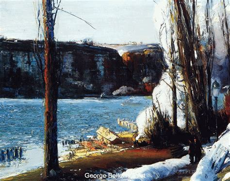 george bellows painting screensaver