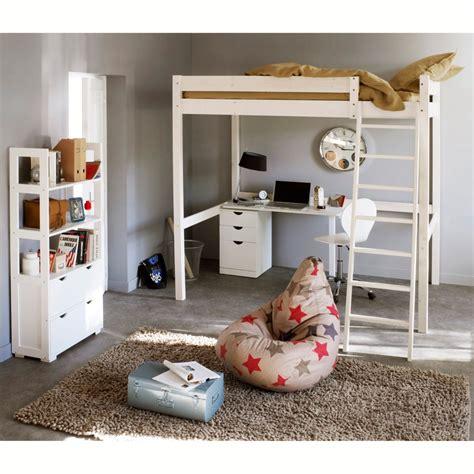 chambre avec lit mezzanine 60 lits mezzanine pour gagner de la place décoration