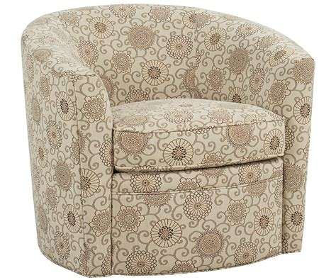 swivel tub chair with fabric upholstery club furniture