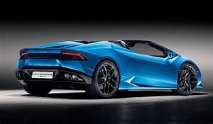 Lamborghini Huracan Spyder : 2016 lamborghini huracan spyder ~ Medecine-chirurgie-esthetiques.com Avis de Voitures