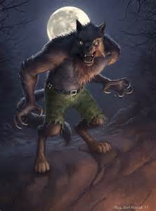 Monster Werewolf deviantART