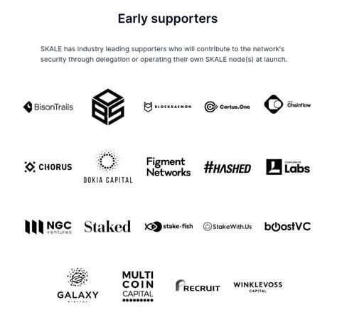 Skale network ретвитнул(а) outlier ventures. SKALE Network (SKL) - All information about SKALE Network ...