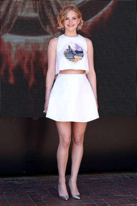 Jennifer Lawrence At The Cannes Film Festival Photocall