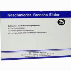 kaschmieder broncho elixier vet informationen und