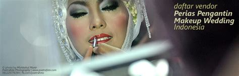 makeup wedding perias rias pengantin pernikahan indonesia
