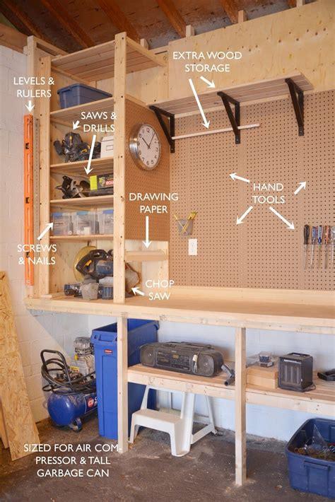 how to build garage storage system garage storage