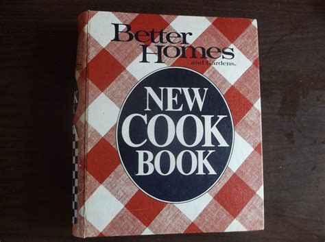 Better Homes And Gardens Dated 1970 To 1973: Better Homes Gardens New Cook Book 1981 9th Edition First