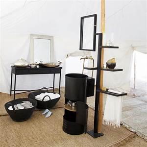 Meuble De Salle De Bain Industriel : meuble vasque industriel ~ Teatrodelosmanantiales.com Idées de Décoration