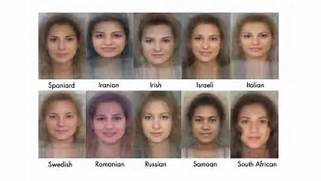 See The Average Face O...French People Physical Features