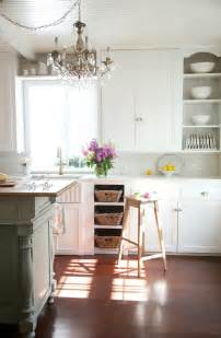 southern living kitchens ideas california country style cottage house tour
