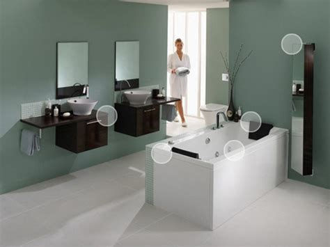 Spa Bathroom Color Schemes by Spa Bathroom Color Schemes And Photos
