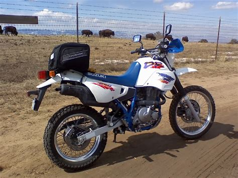 Suzuki Dr650 by Coal 1995 Suzuki Dr650 Self Taught Lessons