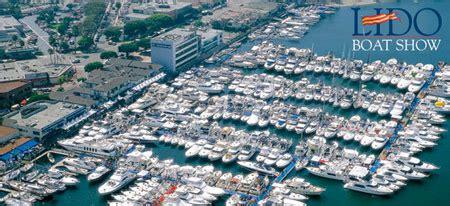 Newport Boat Show Map by Lido Boat Show Newport Beach Ca West Coast