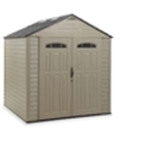 rubbermaid roughneck 7 x 7 gable storage shed 549