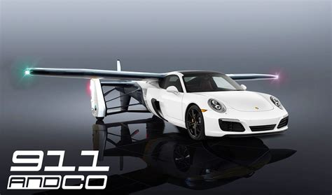 Volante Porsche Des Taxis Volants Et Autonomes Porsche Y Travaille D 233 J 224